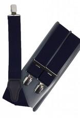 Blauwe bretels