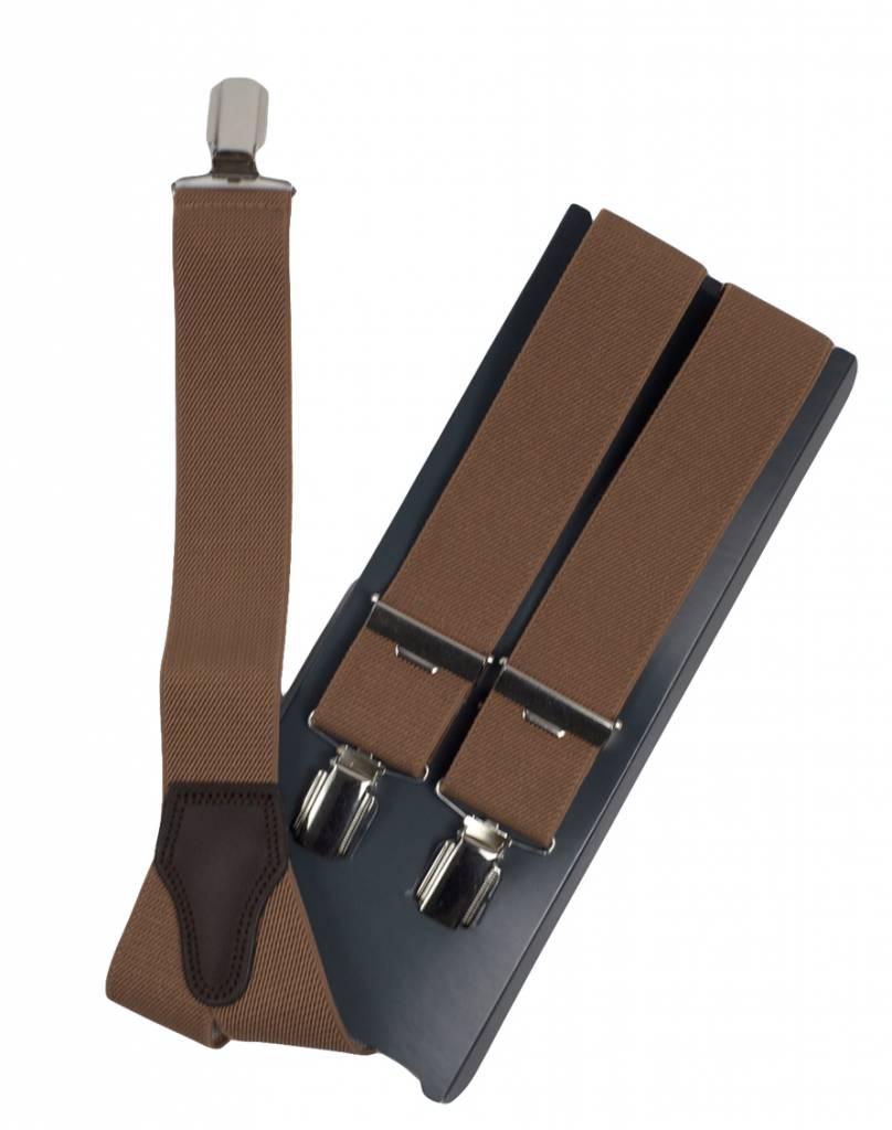 Bruine bretels