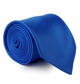 Stropdas kobalt-blauw