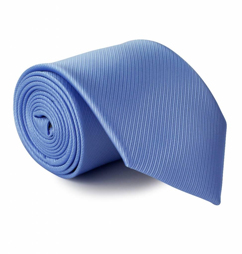 Licht-blauwe stropdas