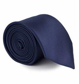 Stropdas marine-blauw