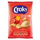 Carnaval (054) Croky chips 100x25gr naturel