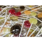 Carnaval (041) platte ronde lolly x1600