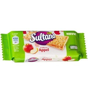 Sultana 24x 3-pack appel