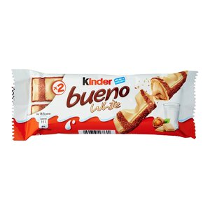 Kinder chocolade Kinder bueno white x30