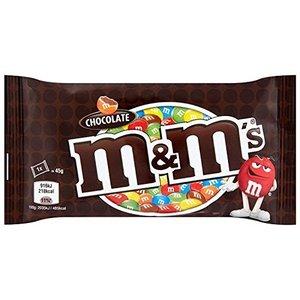 M&M's 24x45gr choco