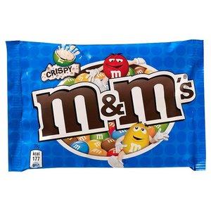 M&M's 24x36gr crispy