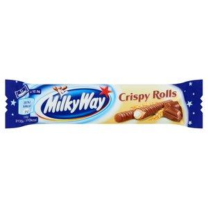 Milky way crispy rolls x24