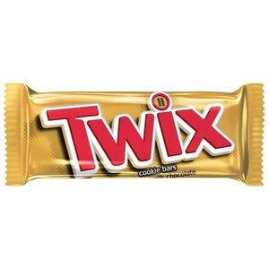 Twix single 25x50gr