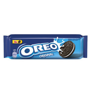 Oreo cookies 66gr single x20