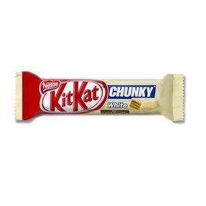 Kitkat 24x40gr chunky white