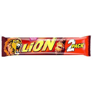 Lion 28x60gr 2-pack