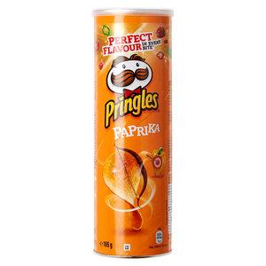 Pringles 165gr paprika