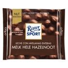 Rittersport 100gr melk hele hazelnoot