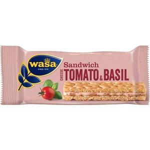 Wasa sandwich roomkaas/tomaat (rood) x24