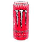 Monster Monster blik 12x50cl ultra red