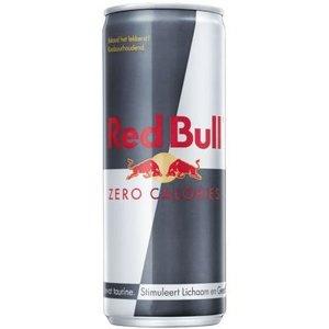 Red Bull 24x25cl blik zero