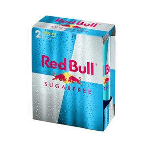 Red Bull 24x25cl blik 2-pack suikervrij
