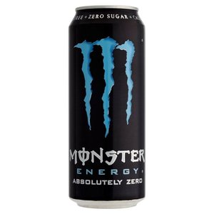 Monster blik 24x50cl absolut zero