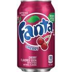 Amerikaans blik 12x355ml Fanta cherry - uit de handel