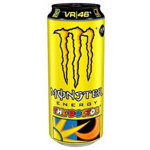 Monster blik 12x50cl the doctor/ Rossi