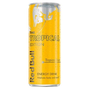 Red Bull 12x25cl edition tropical