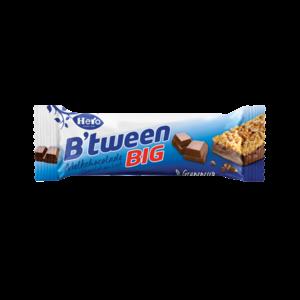 B'tween 24x50gr melkchocolade