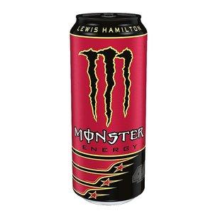 Monster blik 12x50cl Hamilton LH44