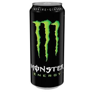 Monster blik 12x50cl energie