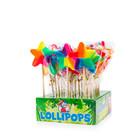 Kermis lolly ster x24