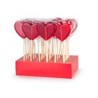 Kermis lolly hart mini 32x50gr