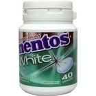 Mentos pot x6 white greenmint