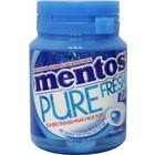 Mentos pot 6x60gr pure fresh talk freshmint 30st