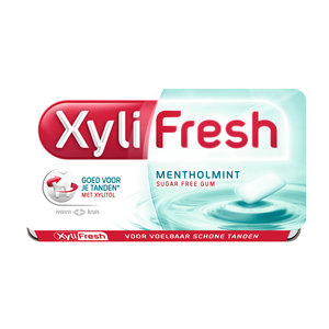 Xylifresh menthol mint x24