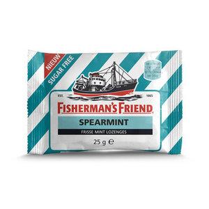 Fisherman's friend x24 spearmint/frisse mint sv
