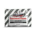 Fisherman's friend x24 salmiak sv (zw-wit)