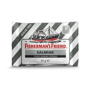 Fisherman Fisherman's friend x24 salmiak sv (zw-wit)