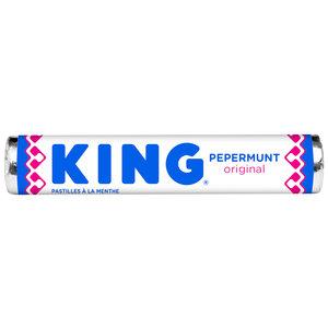 King rol pepermunt 36x44gr