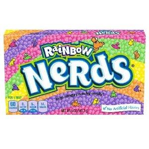 Wonka nerds rainbow 12x142gr