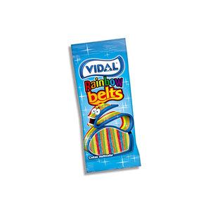 Vidal 14x100gr rainbow belts
