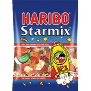Haribo kantinelijn 28x75gr starmix