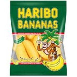 Haribo Haribo kantinelijn 28x75gr bananen
