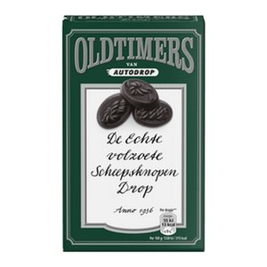 Oldtimers x6 scheepsknopen (groen)