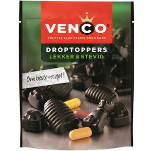 Venco droptoppers 10x255gr lekker stevig