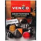 Venco droptoppers 10x210gr zacht zoet