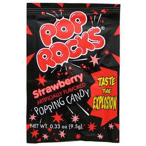 Pop rocks knettersnoep x50