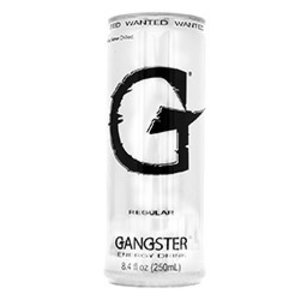 Gangster energy drink 24x25cl
