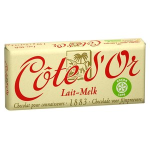 Cote d'or 3x150gr junior melk