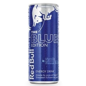 Red Bull Red Bull 12x25cl edition blue