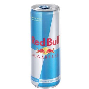 Red Bull 24x25cl blik suikervrij